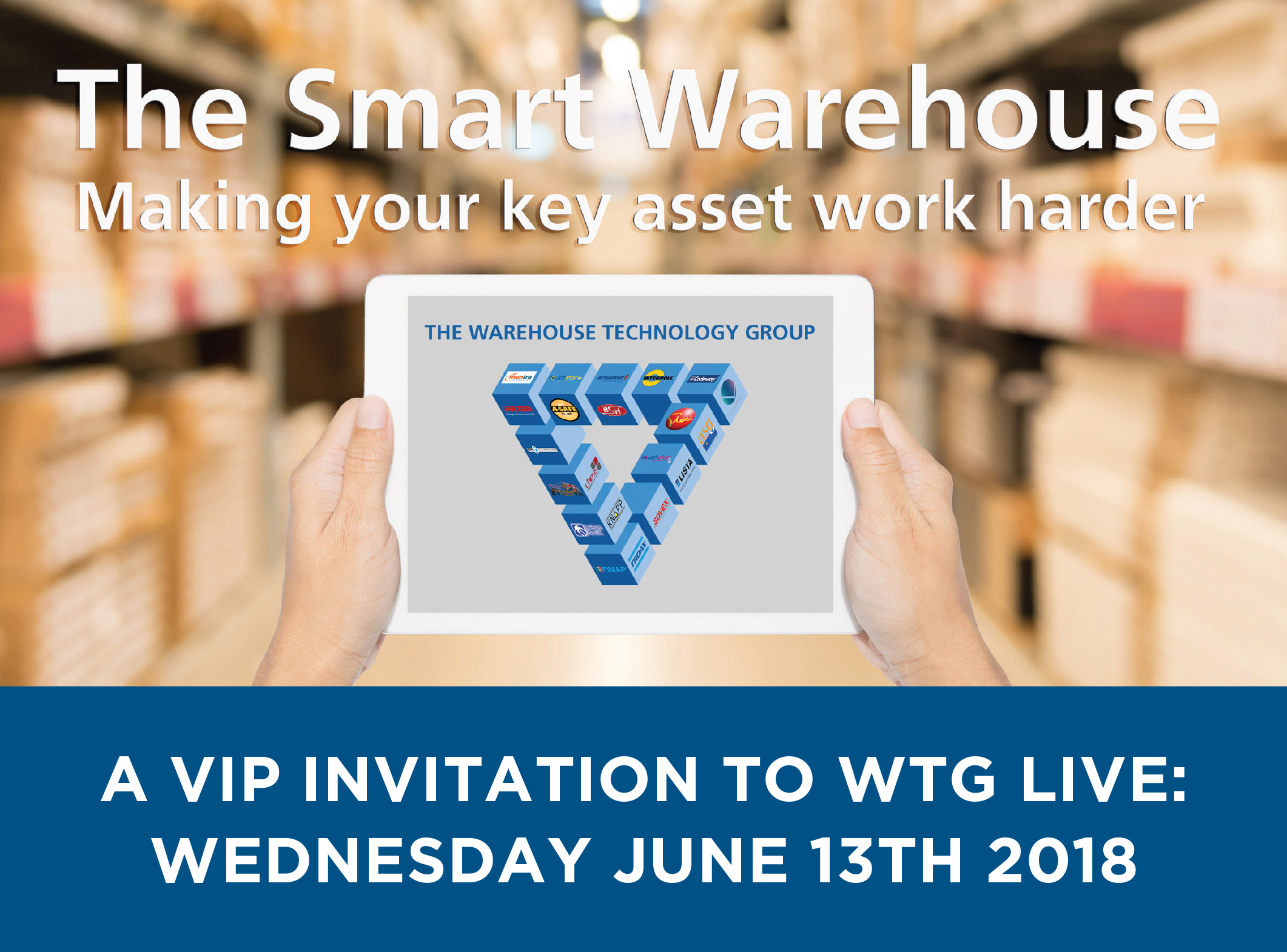 TouchStar Taking Part In WTG Live 2018