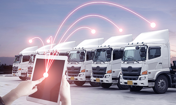 Managing subcontracted drivers with EPOD software