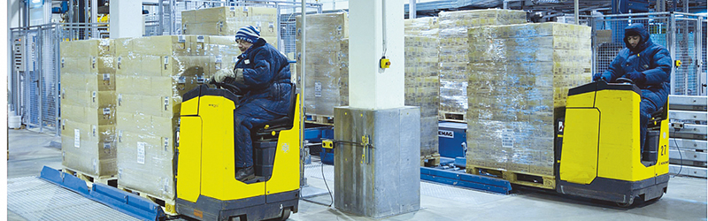 Real Time Data For Frozen and Chilled Food Sector