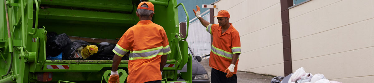 Rugged mobile in the waste management sector