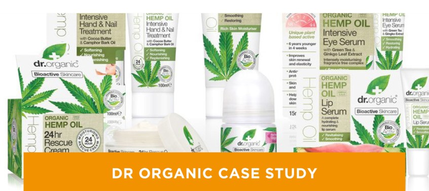 Dr Organic Harnesses The Power of Technology