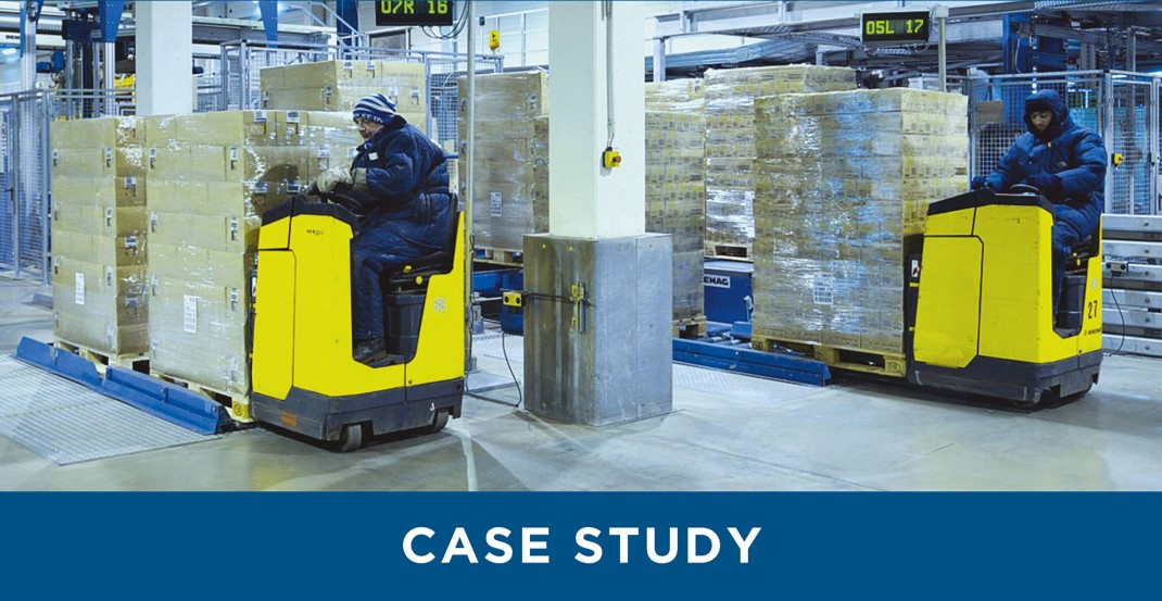 QK ColdStores (Marston) – Rugged Mobile Case Study